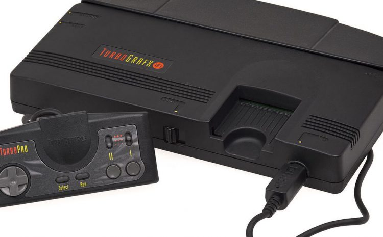 Konami's TurboGrafx-16 Mini will launch in North America on May 22nd