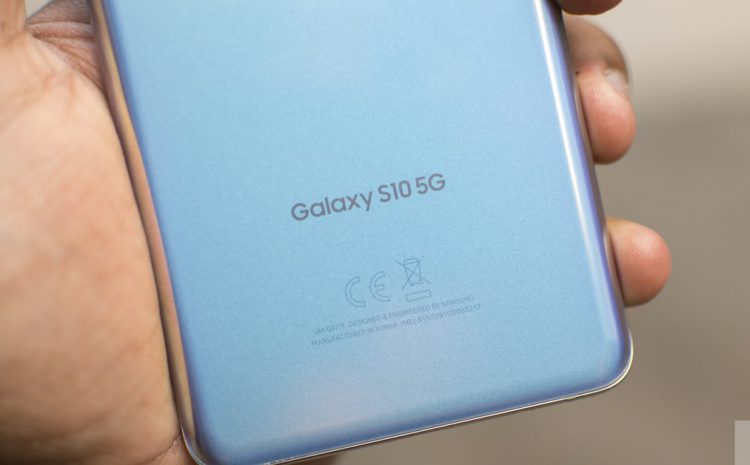 Every 5G phone announced so far so you can get a faster internet connection