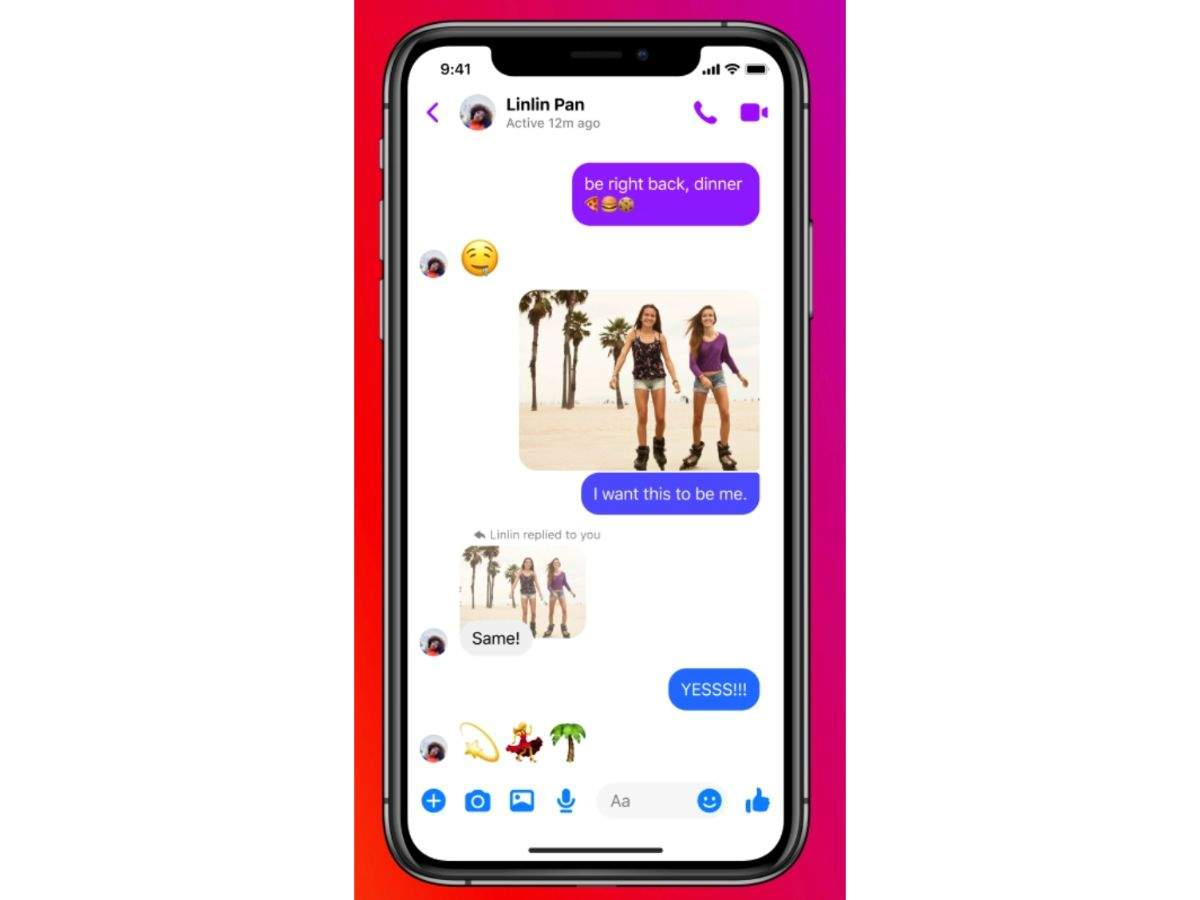 New options to make your chats 'colourful'