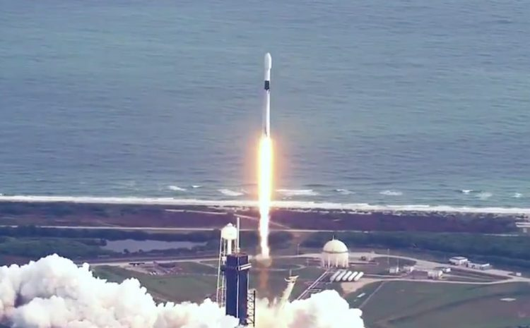 Watch SpaceX launch and land its rocket at end of record-breaking year