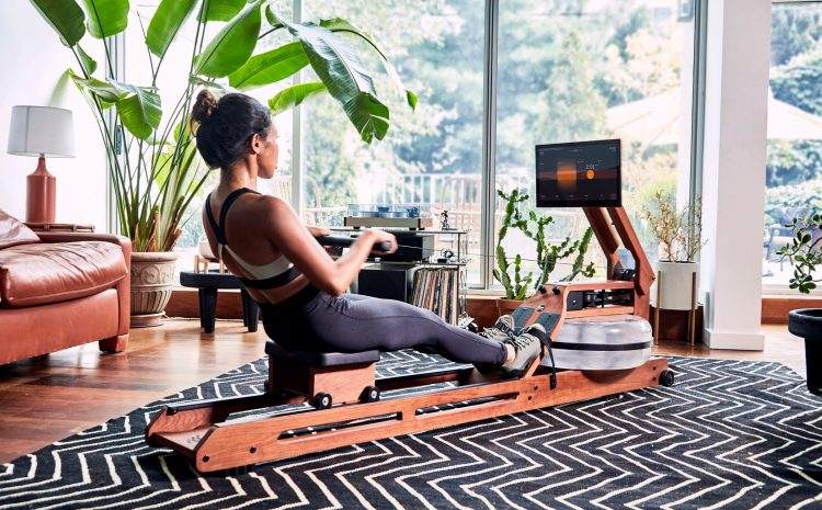 Gamify Your Workouts With Ergatta's Rowing Machine