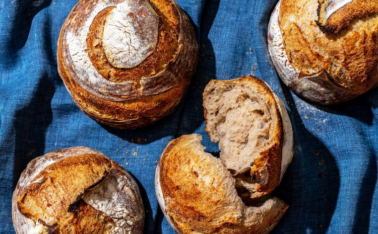 How to Get Started Making Bread at Home