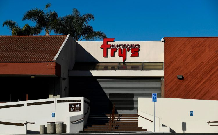 So Long, Fry's. I Learned Everything About Gadgets From You