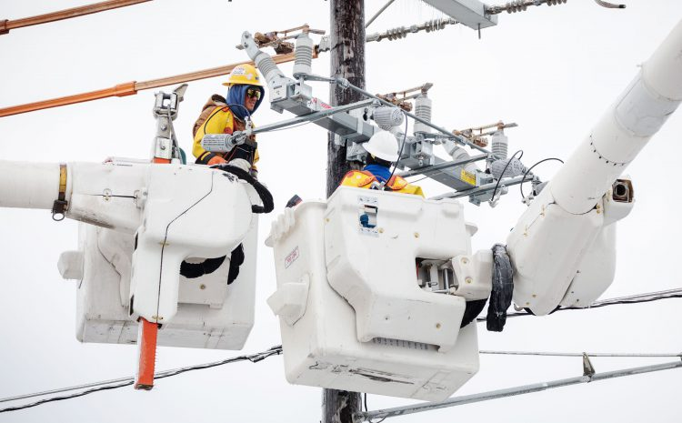 Texas' Icy Disaster Makes the Case for Uniting the US Grid