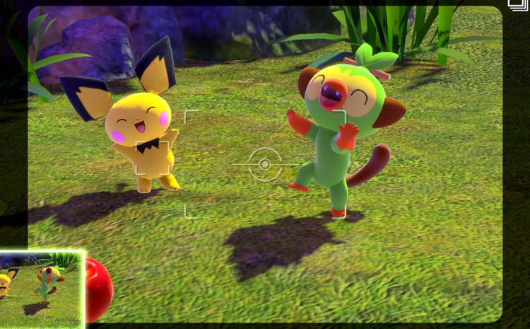 Watch three minutes of New Pokémon Snap gameplay