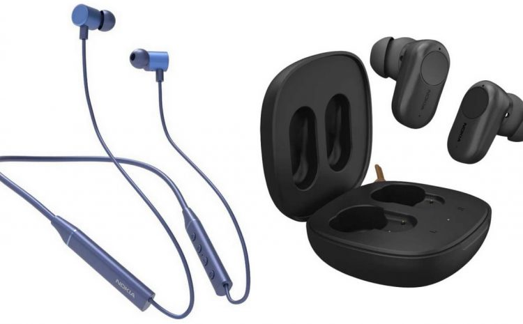 Nokia Bluetooth Headset T2000, True Wireless Earphones ANC T3110 Launched in India by Flipkart