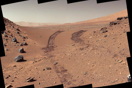 Detecting organic salts on Mars is key to finding evidence of life there