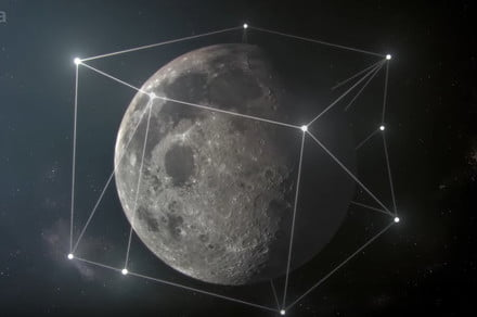 European Space Agency wants to build a GPS network for the moon
