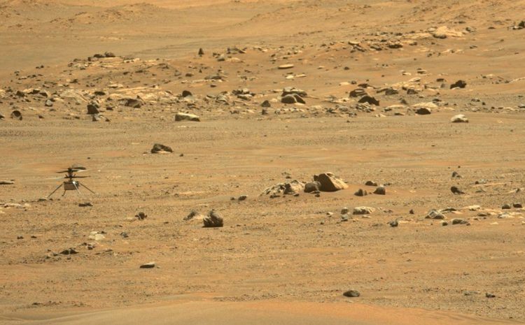 NASA Mars Rover Perseverance Captures Audio, Video of Ingenuity Helicopter Flight: Watch It Here