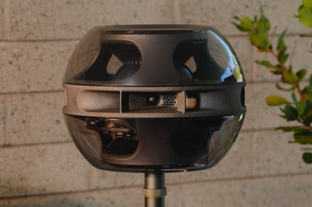 Syng's transparent floating orbs promise immersive sound for $1,800