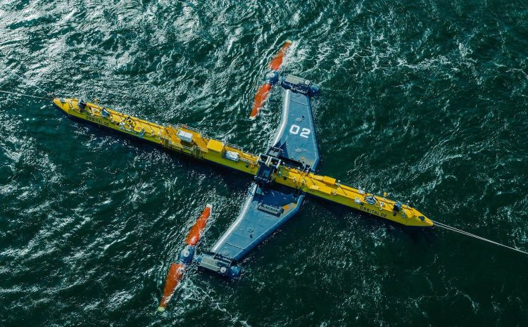 World's most powerful tidal turbine begins generating electricity