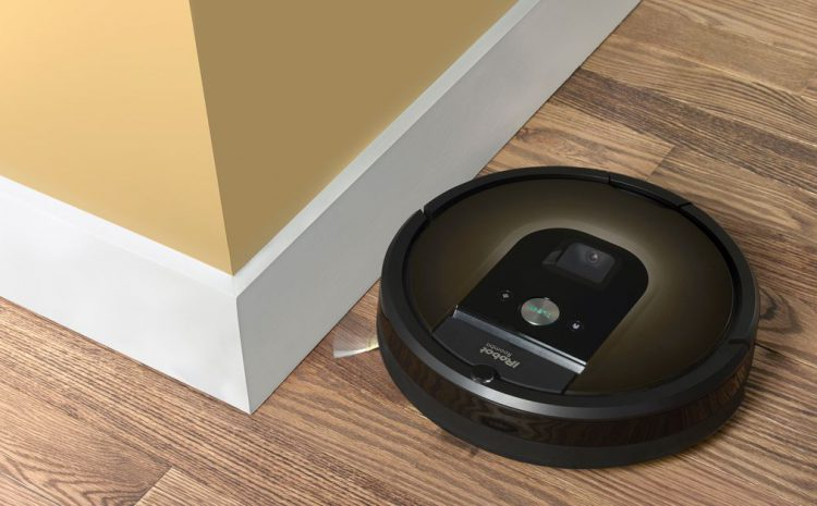 Need to trap a Roomba? You don't need anything more sophisticated than a rug